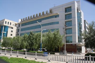 榆林发电管理中心综合楼