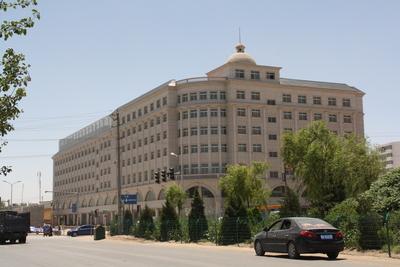 榆林市纪检委商住楼(欧美豪庭大酒店)