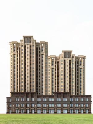 榆林昌大高科广场住宅小区1#楼